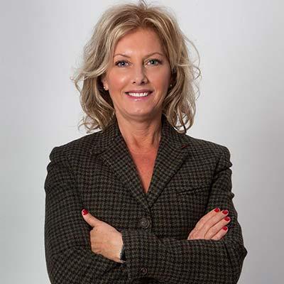 Logistikunternehmerin Sandra Dorby